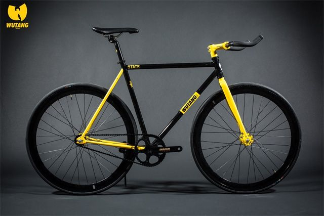 State Bicycle x Wu Tang - 20th Anniversary Ltd. Edition Bike