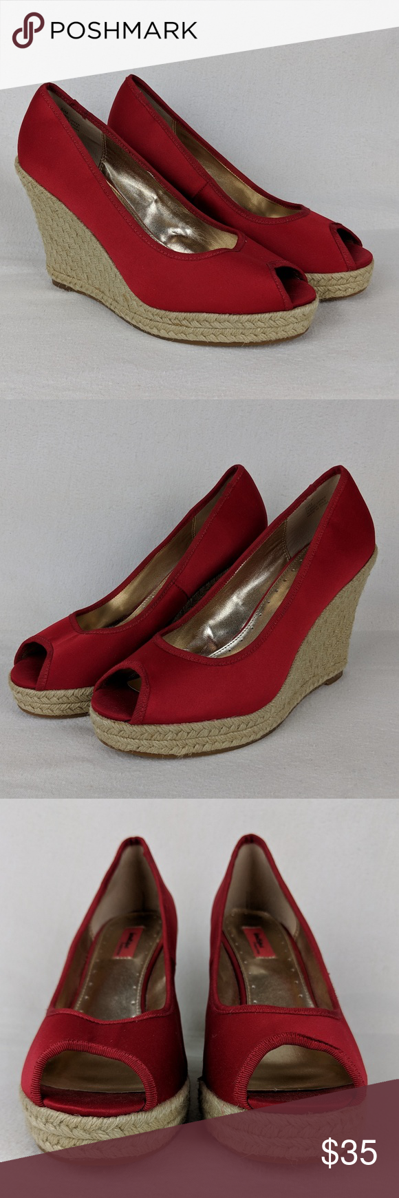 Shoes Size 8.5 M Red Boutique Nordstrom
