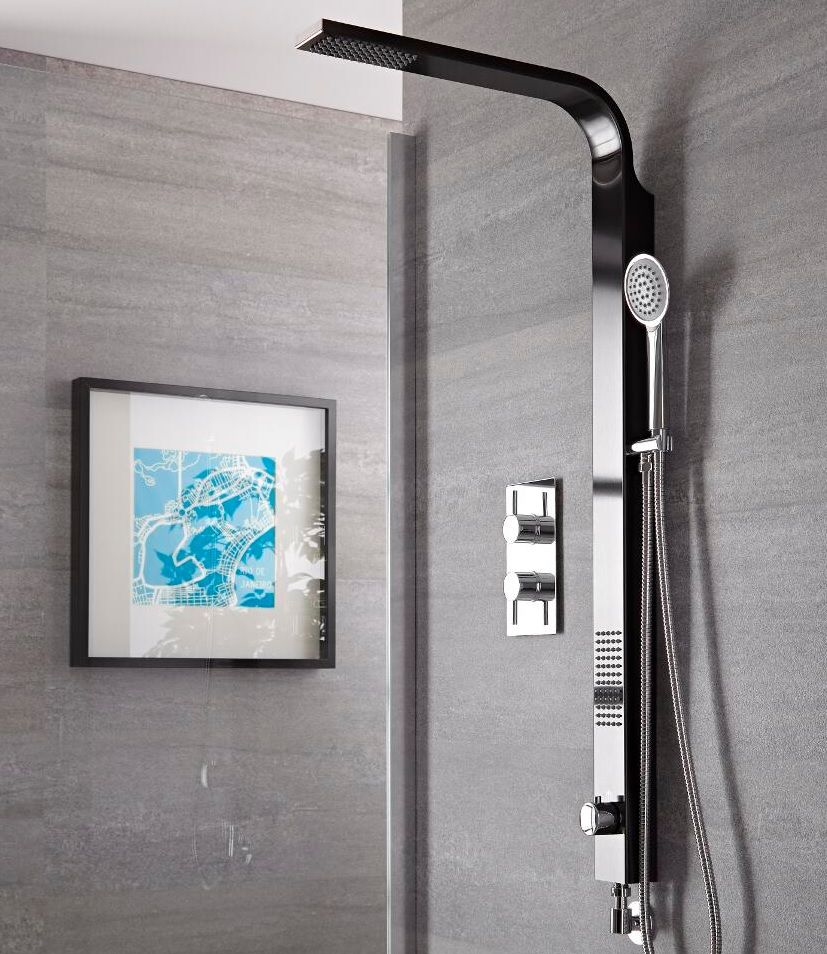 Superior What Makes A 3 Outlet Shower System Perfect For Your Bathroom