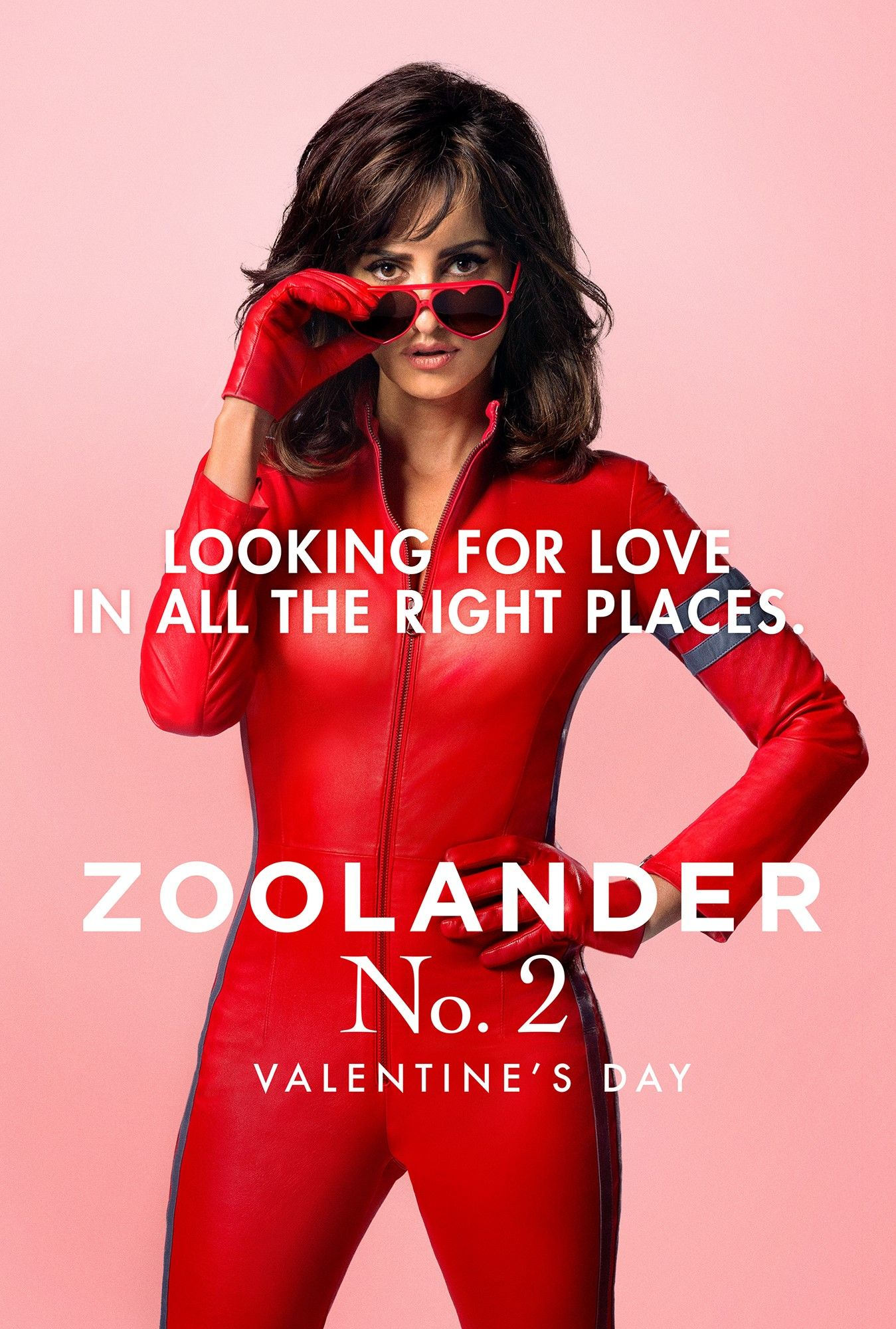 Looking for love in all the right places  Valentina  ZOOLANDER