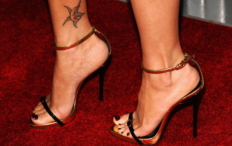 Megan Foxs Feet