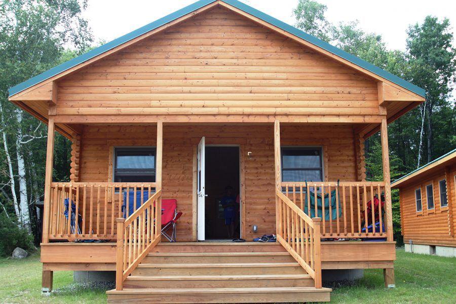 Bunkhouse Designs Cabin kits, Log cabin kits