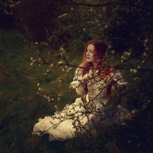 """""""I'll wait for you by the old pear tree, I'll wait for you with my white dress on."""" - from the song Cold Wind - ArtemesiaBlack - Ghost Stories - http://www.cdbaby.com/cd/artemesiablack1"""