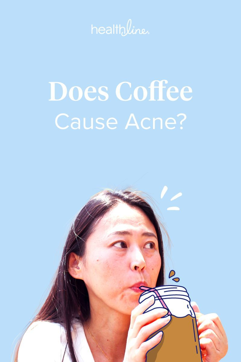 Does Coffee Cause Acne Cystic, Effects on Skin, Sugar