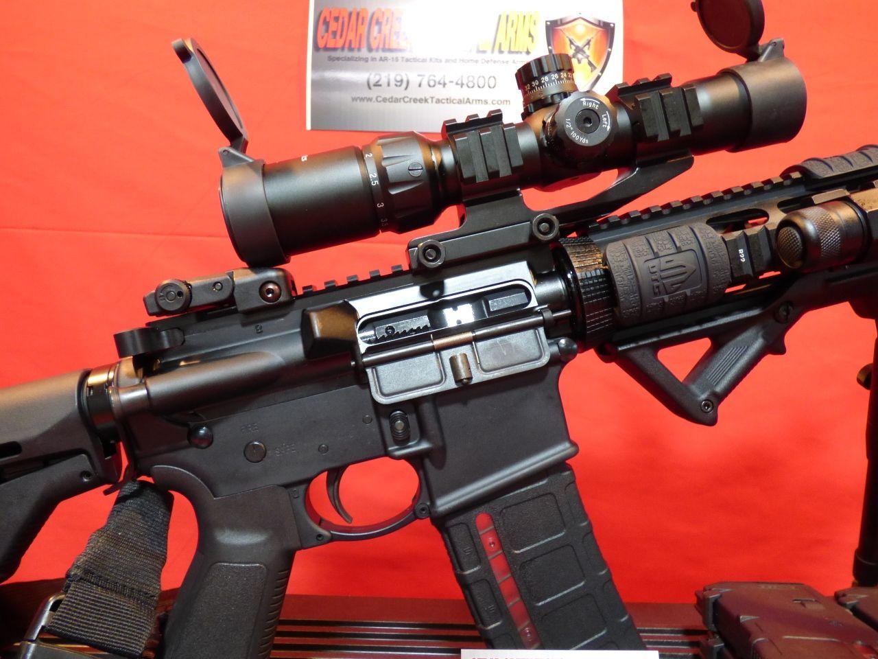 Ruger 556 AR 15 Complete Tactical Kit visit us at: www ...