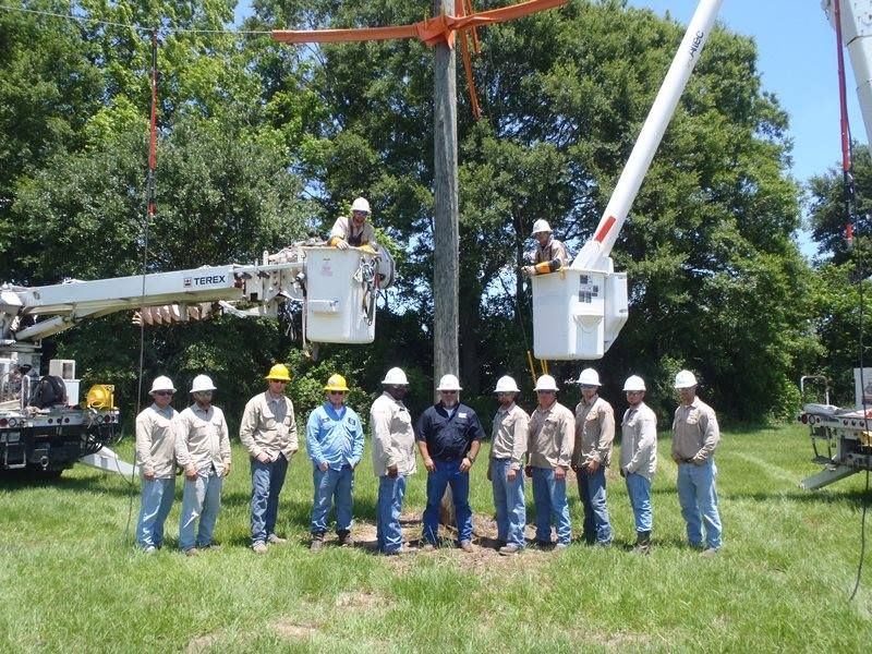 Do you use electricity? Thank a lineman! April 13, 2015 is