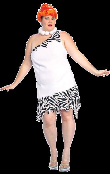 Plus Size Wilma Flintstone Costume  sc 1 st  Pinterest & Plus Size Wilma Flintstone Costume | Halloween Costume Ideas ...