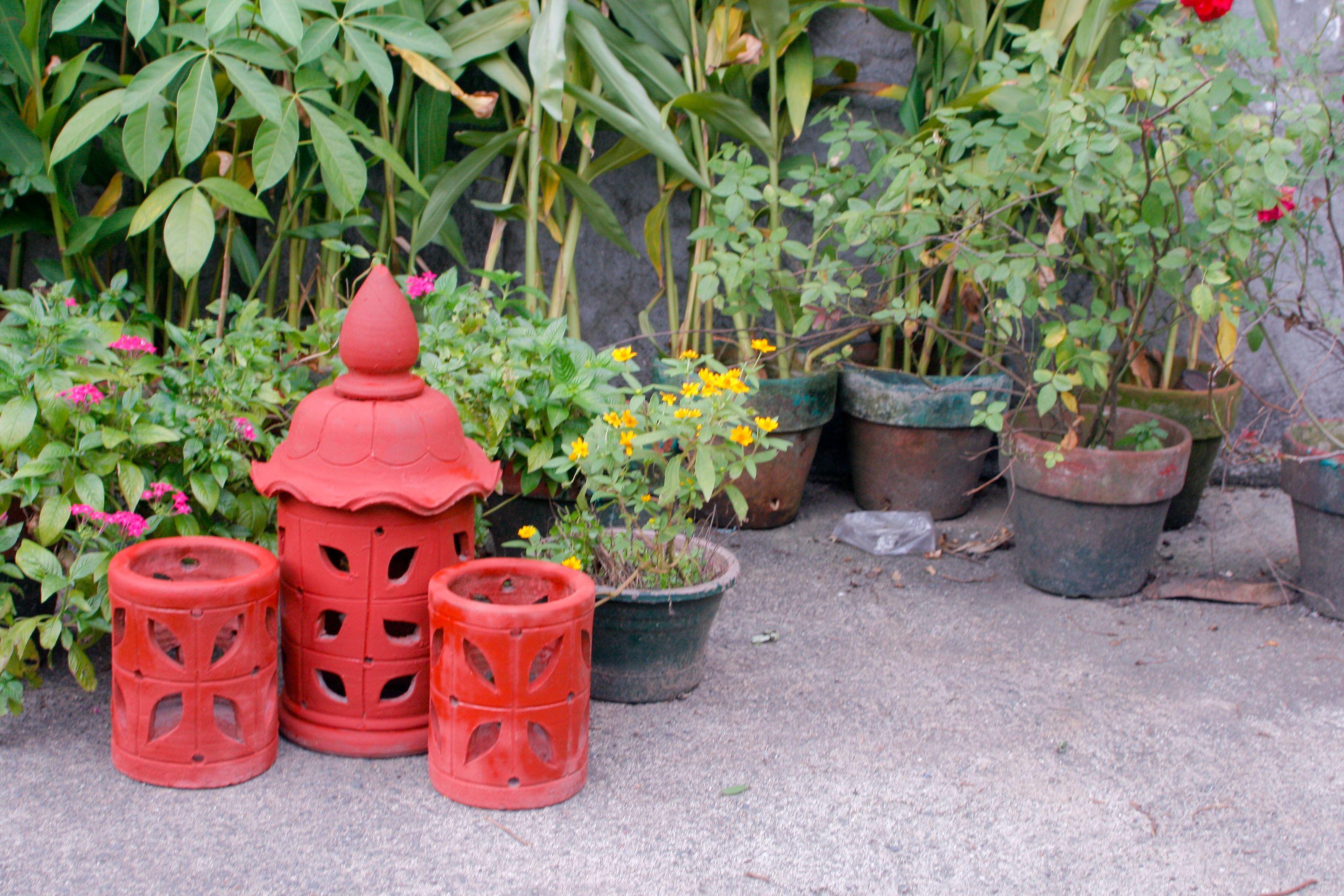 Paint Concrete Garden Ornaments | Paint concrete, Garden ornaments ...