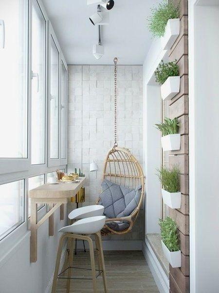 Perfect Small Balcony Design Ideas 03 #smallbalconyfurniture