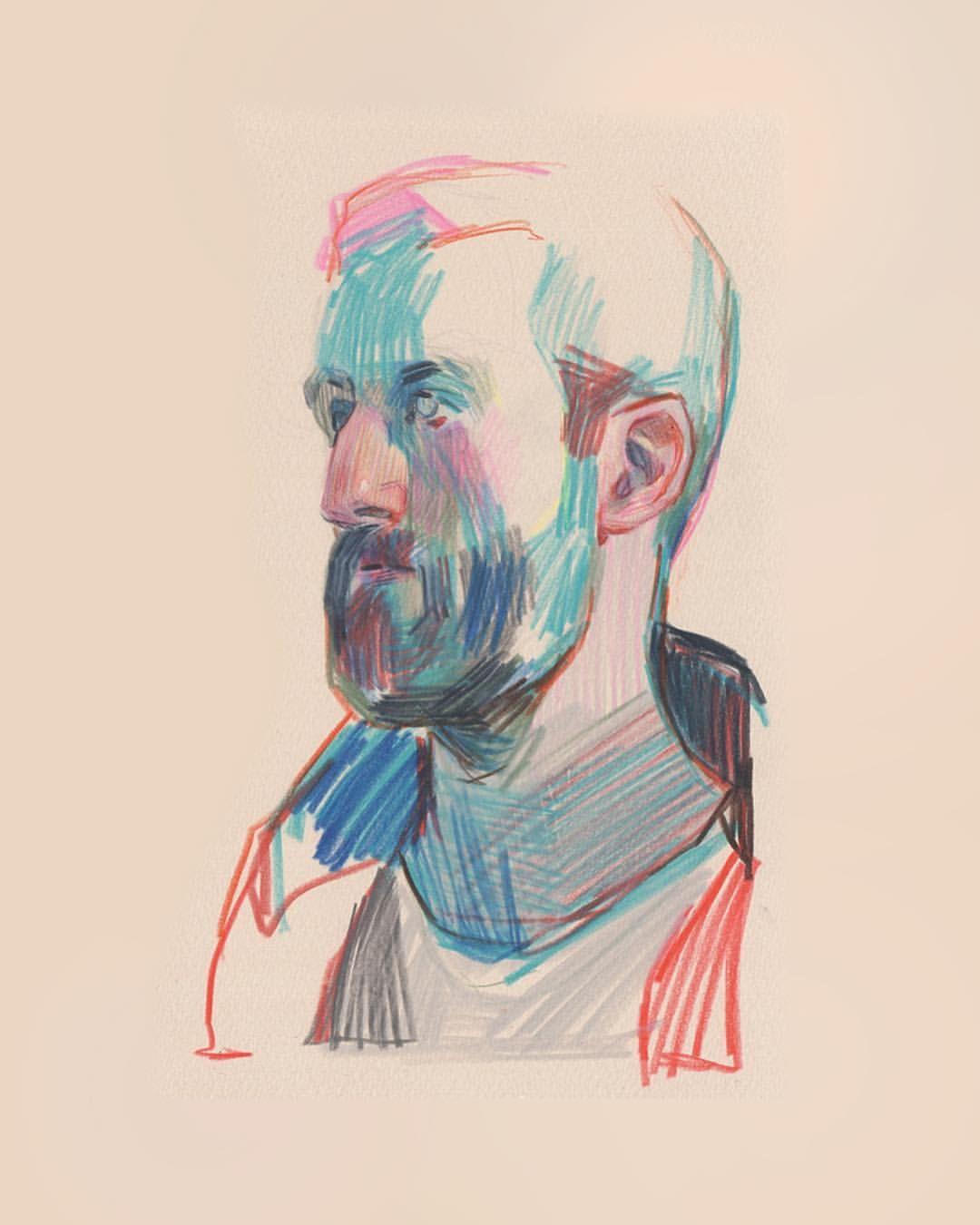 Color pencil drawings color pencil sketch colored pencil portrait drawing sketches art