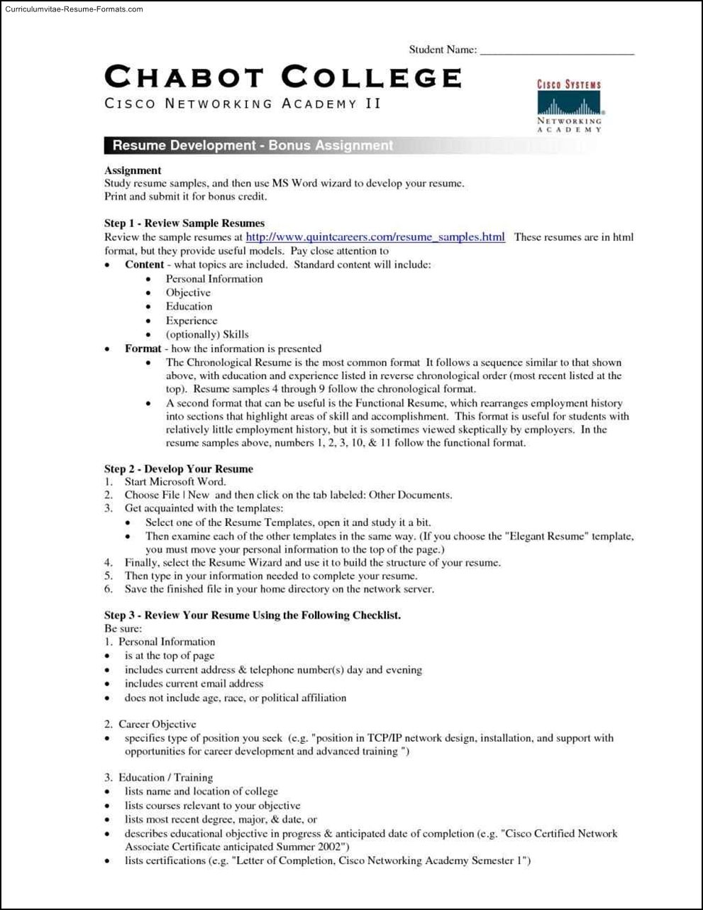 College Resume Free Resume Templates For Students Inspiration Decoration College
