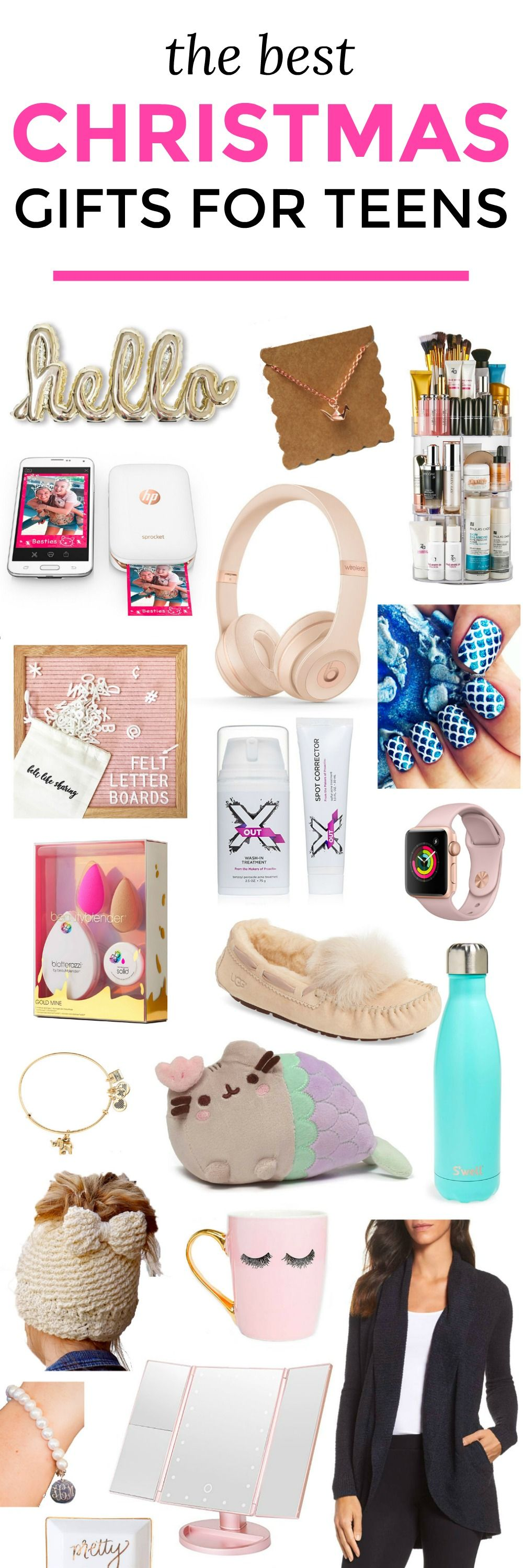 Top Gifts for Teens This Christmas   Fashion Trends + Tips ...