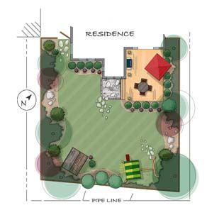 Landscape Design Basics at The Home Depot - Tablet No need ...