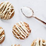 Salted Maple Brown Sugar Cookies #pumpkinsugarcookies Salted Maple Brown Sugar Cookies #cinnamonsugarcookies
