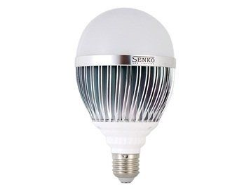 6000-6500K Cold White LED Bulb (Silver) by QLPD. $86.50. Includes 12 LED lights.