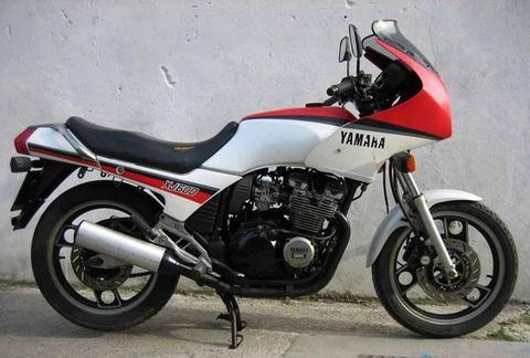 Yamaha Service Repair Manual Yamaha Xj600 Fz600 Xj600 Yx600 Radian Servic Yamaha Repair Manuals Radians