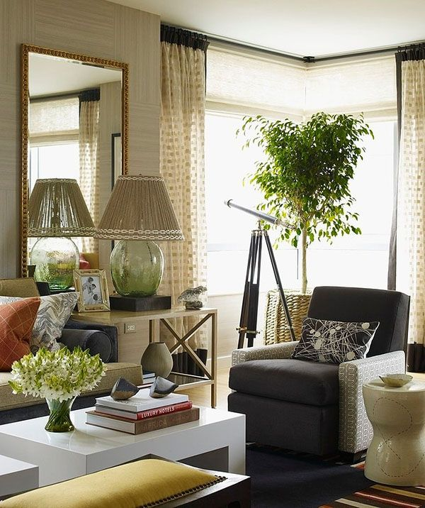 Home Design Ecological Ideas: Stylish And Eco-friendly Riverhouse Apartment