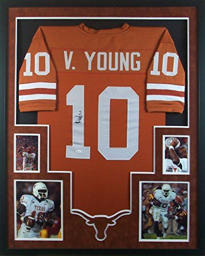 official photos 639c7 7a77c Pin by Mister Mancave on Football Framed Jerseys | Texas ...
