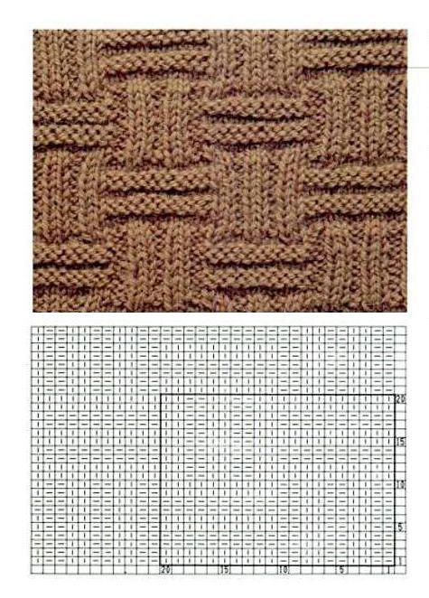 ae94ba3d39f3 Galéria vzorov pre ručné pletenie a štrikovanie