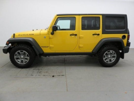 Cars For Sale Used 2015 Jeep Wrangler In 4wd Unlimited Rubicon