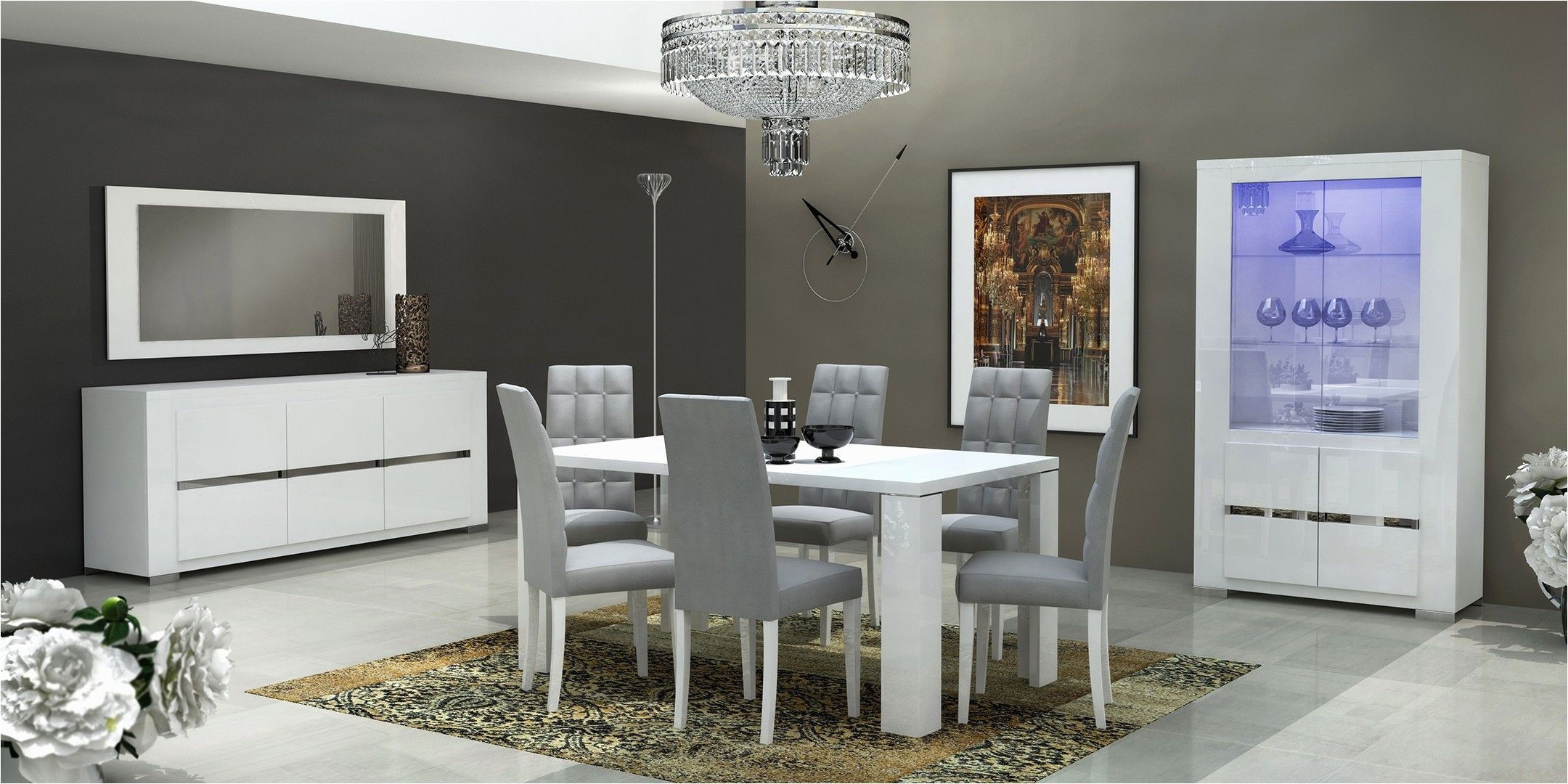 Stylish Dining Room Redesigns  June, 2018