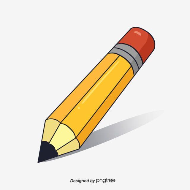 قلم رصاص أصفر القصاصات الفنية اكتب كرتون Png وملف Psd للتحميل مجانا Em 2021 Lapis Lapis De Desenho Desenho Animado