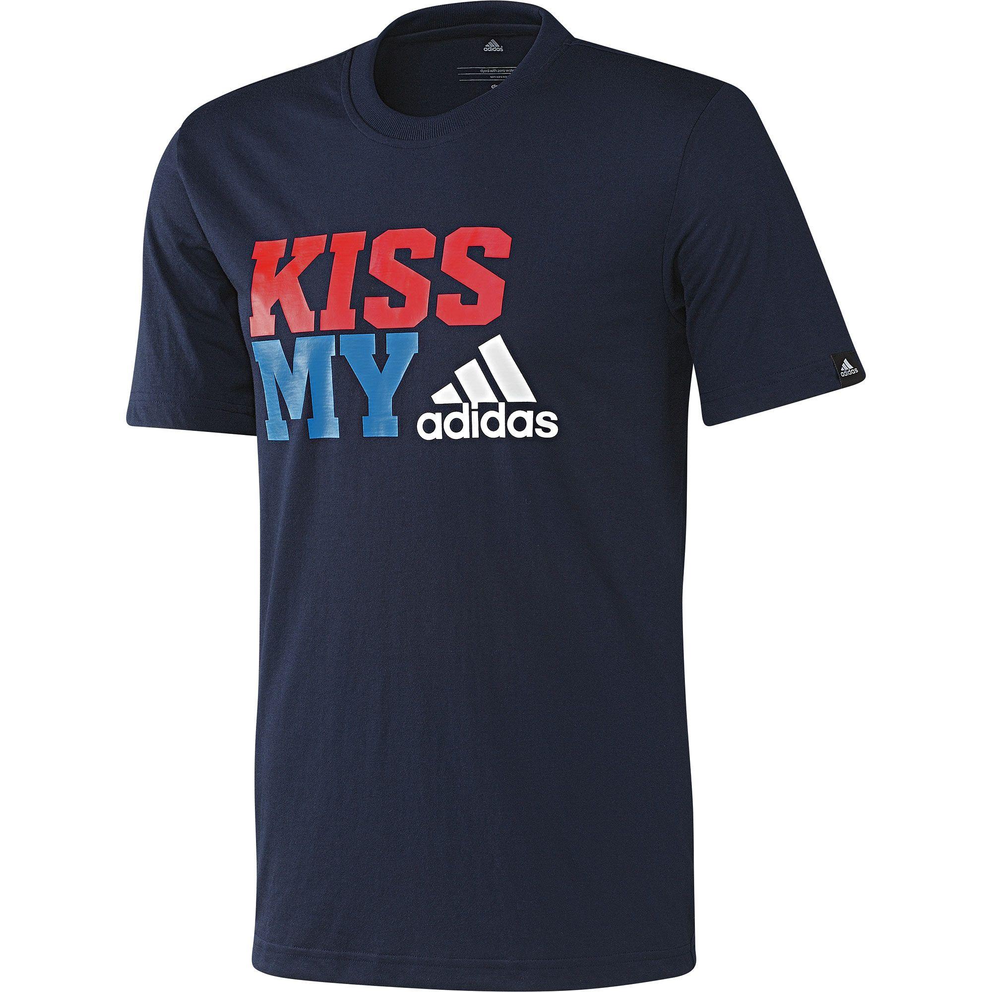 adidas Kiss My Tee | adidas UK