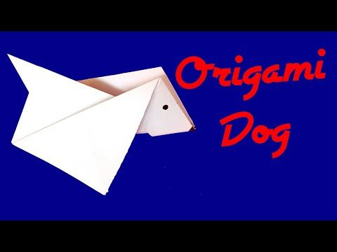 Photo of How to make origami dog