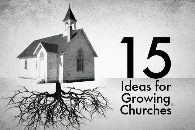 Ideas That Will Spark Extraordinary Church Growth Men S