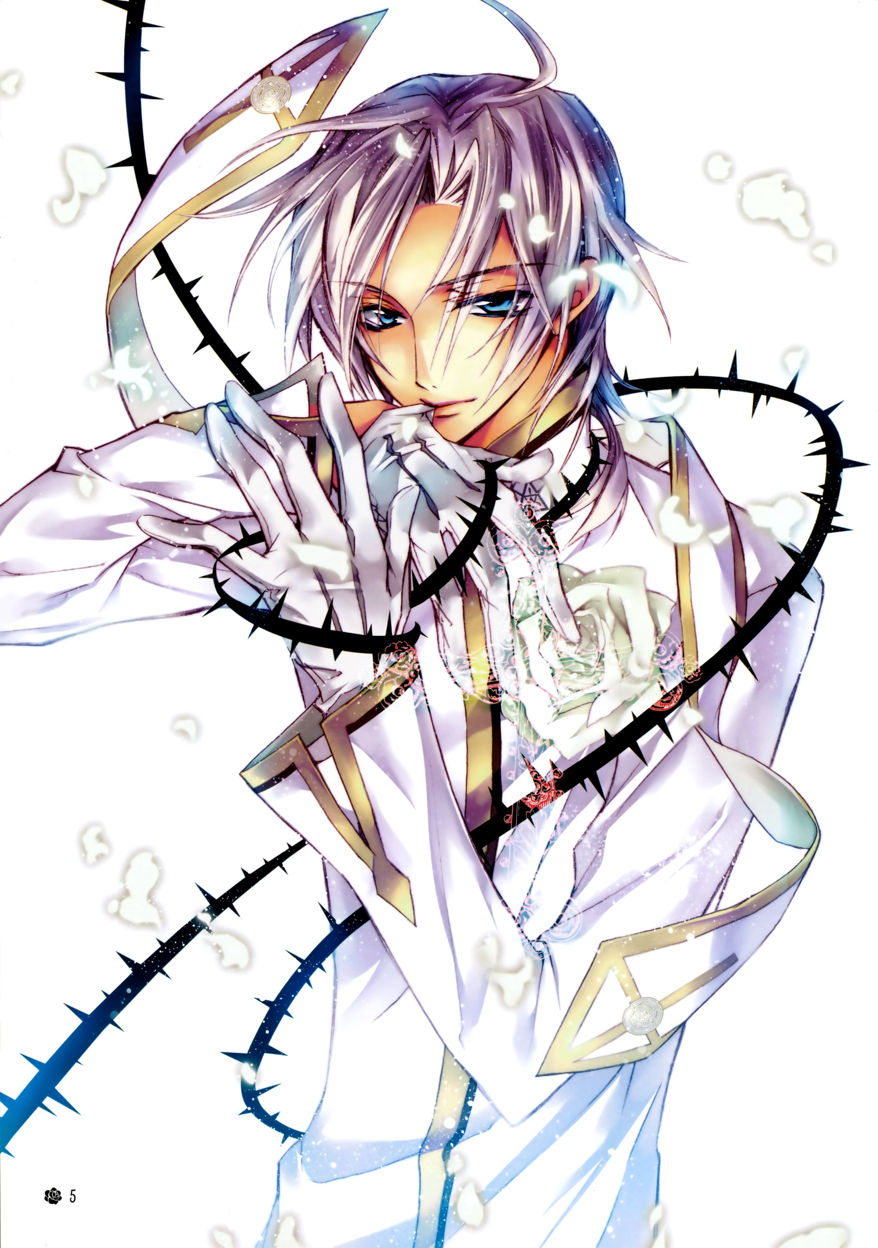 Barajou No Kiss Aka Kiss Of The Rose Prince Anime