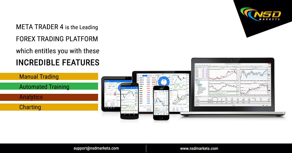 Meta Trader 4 Is The Leading Forex Trading Platform Which Entitles
