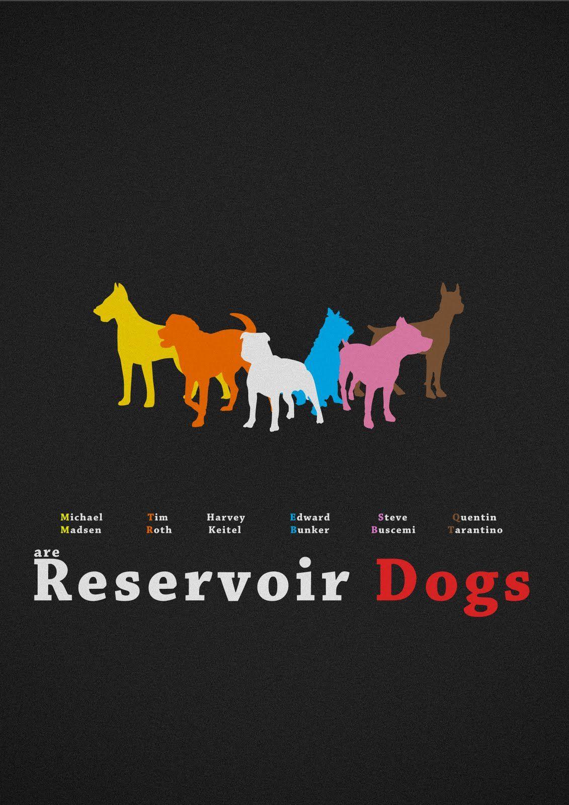 Reservoir Dogs - 1992 Writer Director: Quentin Tarantino.