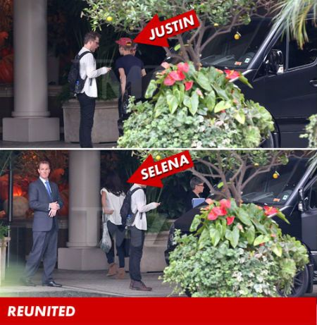 Justin Bieber And Selena Gomez Back Together! (Photo) - http://belieberfamily.com/2012/11/16/justin-bieber-and-selena-gomez-back-together-photo/