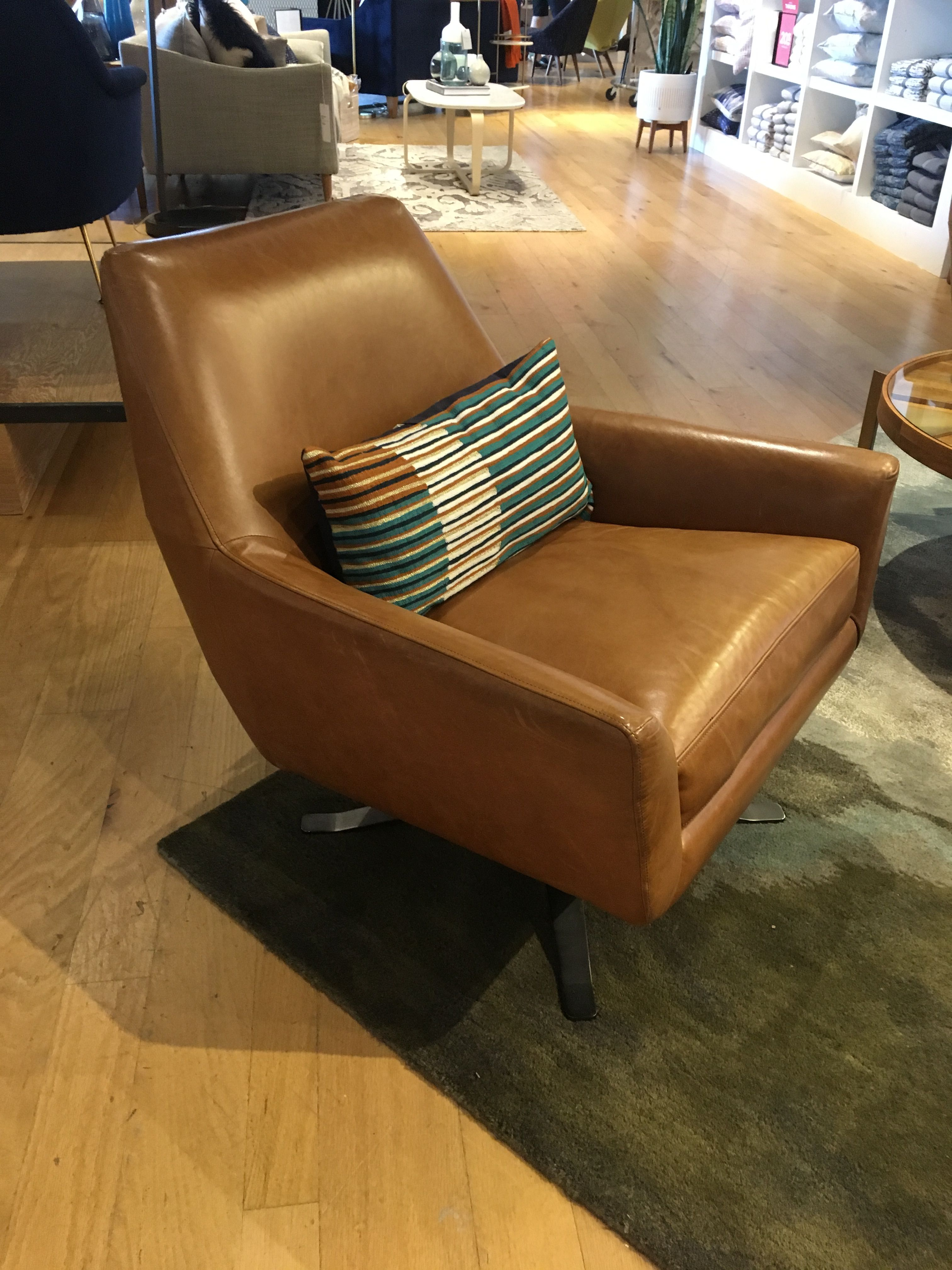 Incredible Lucas Leather Swivel Base Chair160 In 2019 Chair Machost Co Dining Chair Design Ideas Machostcouk