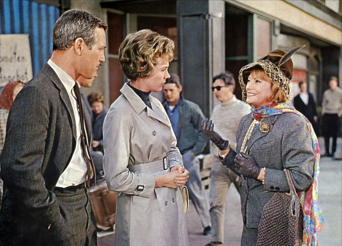 Torn curtain julie andrews - Torn Curtain Hitchcock Julie Andrewspaul
