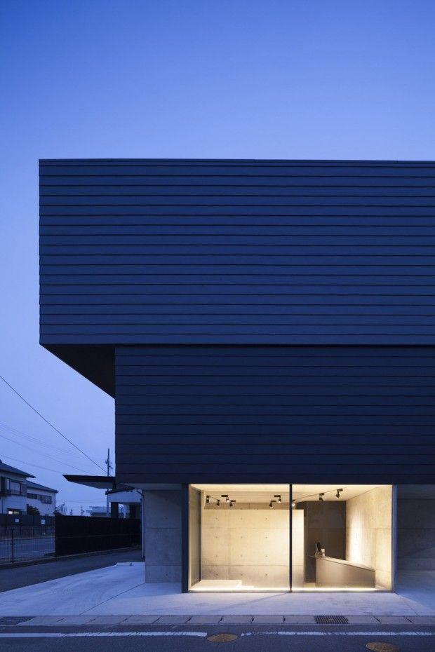 gaze house par apollo architects associates architecture pinterest architecture art. Black Bedroom Furniture Sets. Home Design Ideas