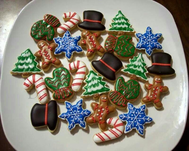 Carol West-Stowall:  Christmas minis!