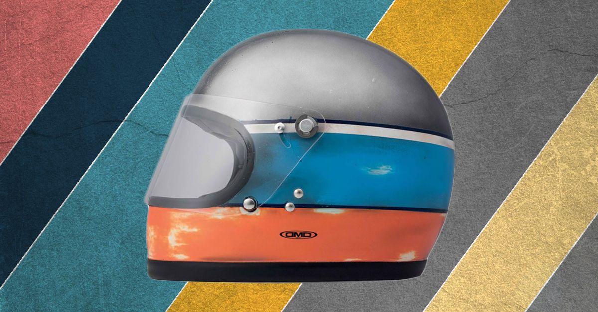 dmd #vintage #moto #helmet #fly
