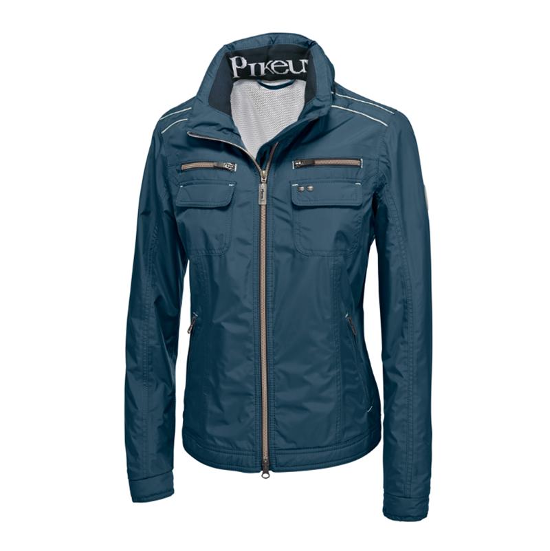 Pikeur Women's Vitana Orion-Blue Jacket | The Cheshire Horse