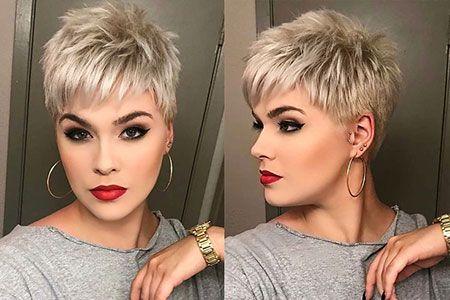 40 Beste Damen Kurzhaarschnitte – Einfache Frisur