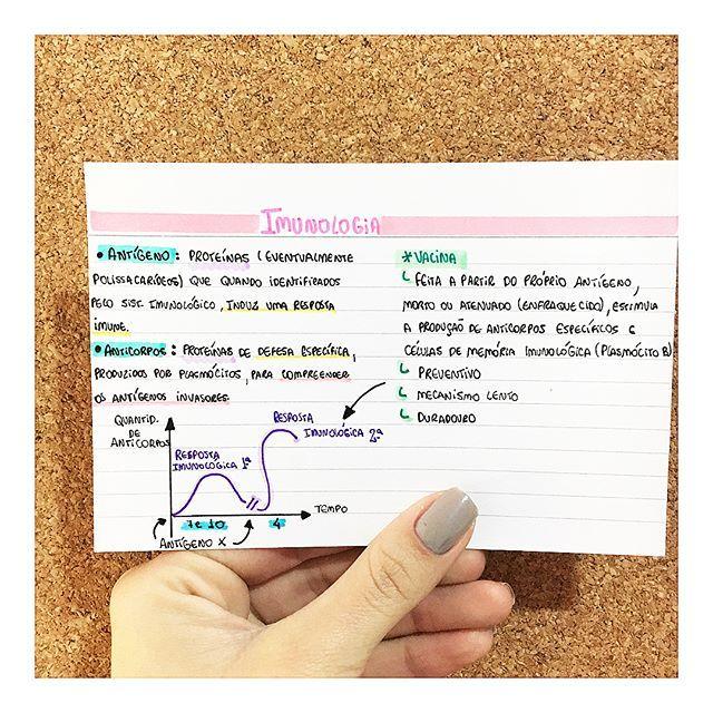 BIOLOGIA- IMUNOLOGIA #resumosonhodamedicina #resumos