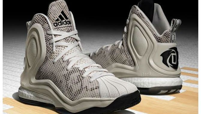 adidas and Derrick Rose Unveil D Rose 5 Boost