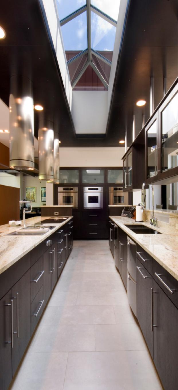 Modern Kitchen - http://www.houzz.com/photos/1771512/Somrak-Kitchens ...