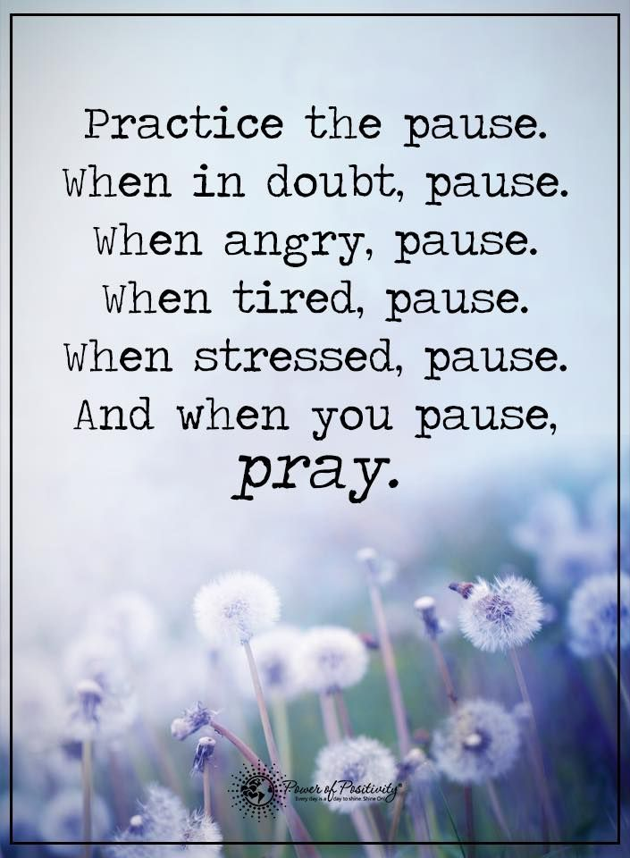 Image result for practice the pause