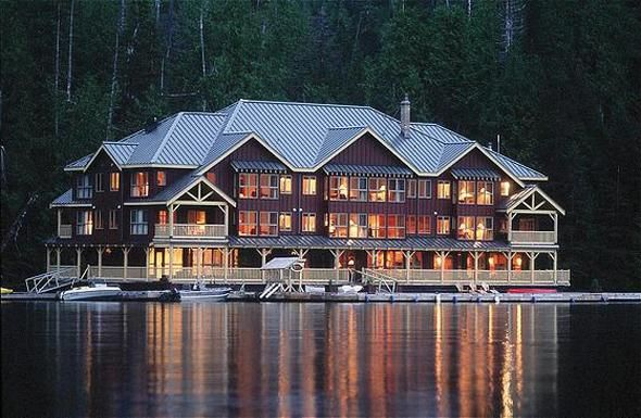 Eco Adventure at King Pacific Lodge in British Columbia