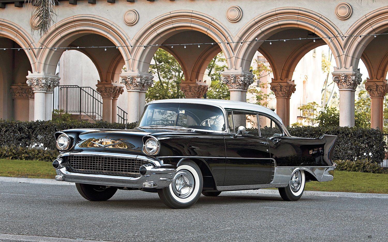 1957 Chevrolet El Morocco