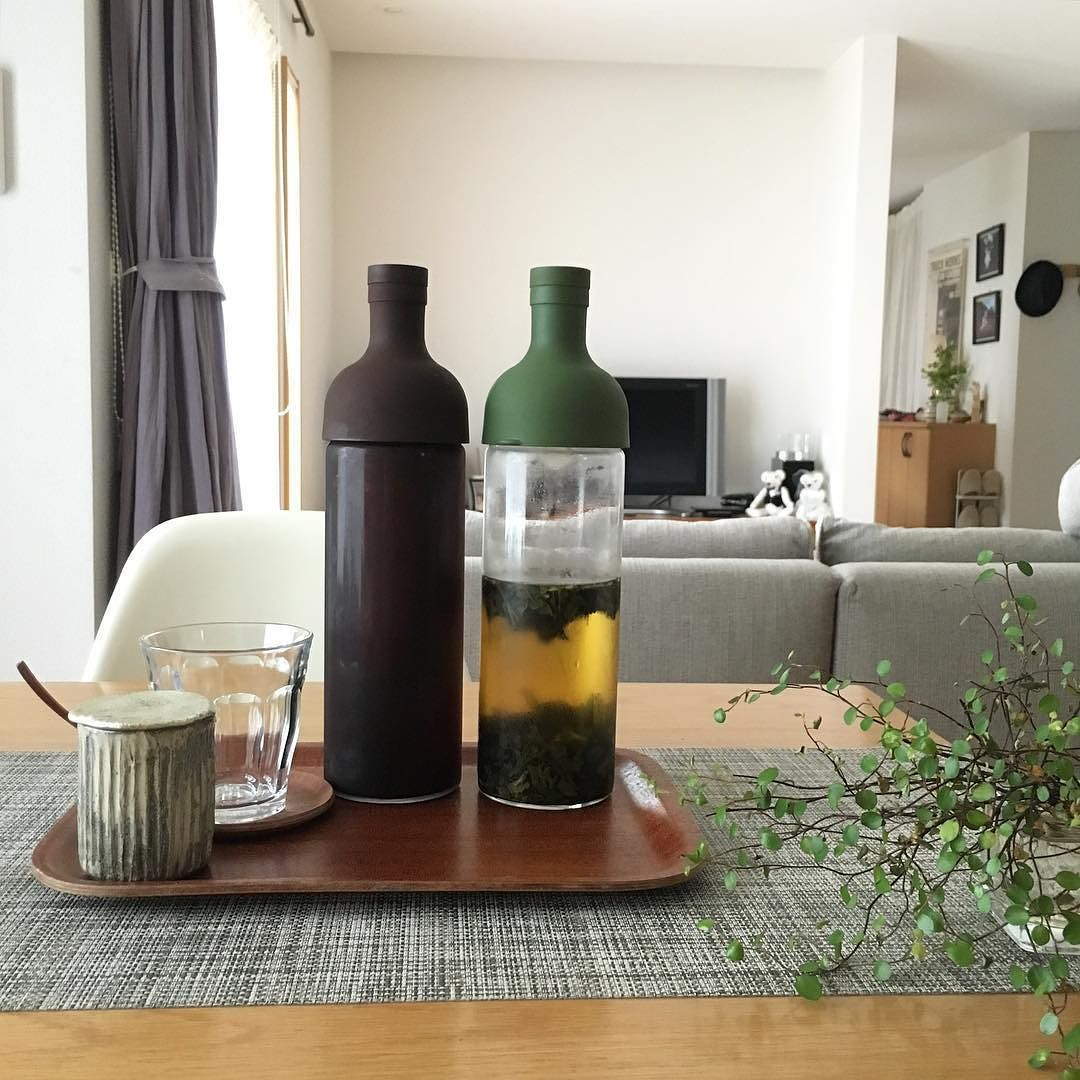 Pin By Coffee Is Liquid Love On Hario Kettle Pinterest Iwaki Water Drip Server 4 Cup Amazoncom