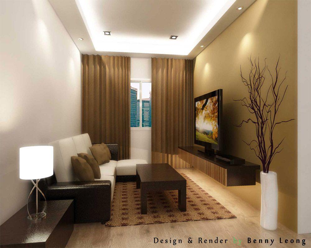 Interior Design Ideas For Small Apartments In Malaysia Small