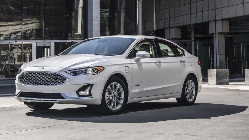 Ford Explains It S Ditching Sedans Because Silhouettes Are Changing Ford Fusion Ford Suv 2019 Ford