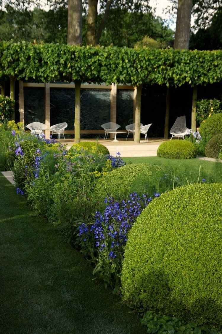 Idées jardins modernes - top 20 des tendances récupérées sur ...